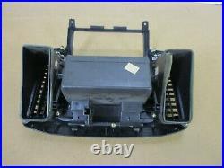 05-06 Nissan Altima Black Center Dash Vent Storage Cubby Bezel Trim Garnish OEM