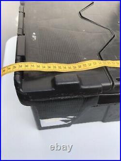 10 X 54L Heavy Duty Plastic Storage Distribution Industrial Box With Lids