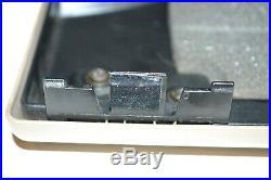 1998-2002 BMW Z3 Rear Center Console Oddments Storage Box Top Lid Tan Beige OEM