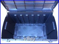 200 Litre Tough Contico Lockable Plastic Storage Tack Tool Trunk Trailer Box