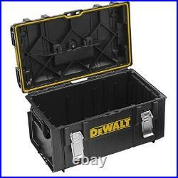 3x Dewalt Toughsystem DS300 Tough System Case Tool Box Storage Box Stackable 35L