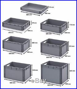 Plastic Storage Boxes euro