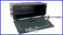 650mm Plastic Truck Tool Box Storage Trailer Truck Side Locker HGV with FIXINGS