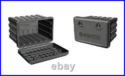 BAWER Evo 1000/500/460 Tool Box Truck Storage Box Lorry Tool Case Side Locker