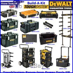 DeWalt DWST1-75668 Toughsystem DS450 Mobile Storage Trolley Box With Wheels