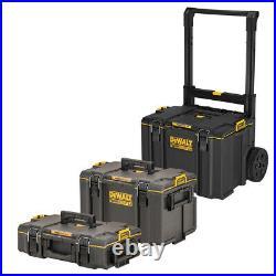 Dewalt DWST83526-1 Toughsystem 2.0 Rolling Mobile Tool Storage Box Trolley