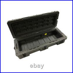Double-Walled Expedition Overland Camping 95L Grey Plastic Tool Storage Box