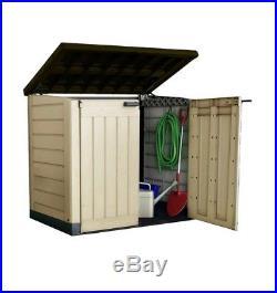 Merveilleux Extra Large Outdoor Plastic Garden Storage Box Shed Weather Resistance UK  SELLER