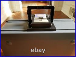 Fireproof Graded Card Slab Storage Box Case Holder Fits PSA KardKases