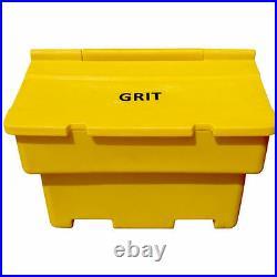 Grit Salt Bin 115 / 200 Ltr Capacity Will Store 115 or 200 Kgs Of Grit