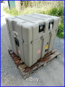 Hardigg Peli Plastic Transit Storage Box Case Overland Camping Expedition