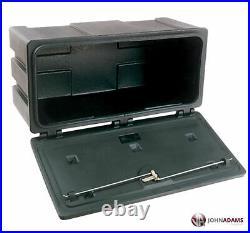 Jonesco 1200x500x480 Tool Chest Case Side Locker HGV For Ratchet Straps Locking