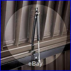 KETER GLENWOOD GARDEN STORAGE BOX WOOD EFFECT HUGE 390 LTR rrp £90+