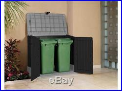 Keter 17197662 845L Store It Out Midi Shed Storage Box