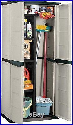 Keter Compact Shed Plastic