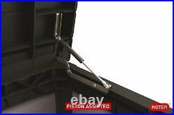 Keter Premier 570L Outdoor Storage Box Grey