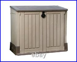 Keter Store It Out Lockable Outdoor Garden Storage Box 845-1200 L Midi/Max Large