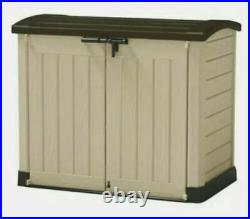 Keter Store it out Arc Plastic Garden Storage Box (Brand New)