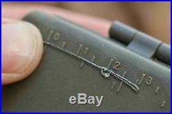 Korda Mini Rig Safe Plastic Magnetic Fishing Storage Box 60 Rigs KBOX1