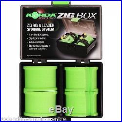Korda NEW Carp Fishing Zig Box Rig Storage