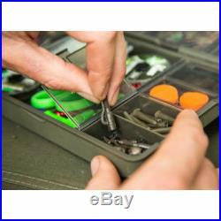 Korda Tacklesafe Rig Box Fishing Tackle Safe Magnetic Storage Case KBOX5