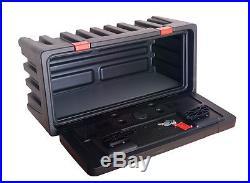 LAGO Black Dog 750x360x350 TOOL BOX / Truck Storage Box / Lorry / Bus Tool Case