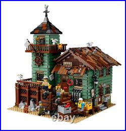 LEGO 21310 Ideas Old Fishing Store (Retired Set, 2017) Factory Sealed New