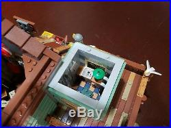 LEGO IDEAS 21310 Old Fishing Store (Used & Complete with box & instructions)