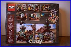 Lego Ideas Old Fishing Store 21310 BRAND NEW & SEALED RARE FREE POSTAGE RETIRED