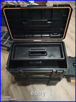Magnusson tool storage boxes, tool storage system