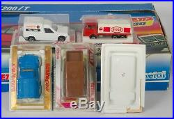 Majorette 24/200/T Trade Box/Store Display with 10 Sealed Models. 1970's Issue