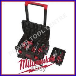 Milwaukee 4932464078 Packout Rolling Modular Storage Tool Box