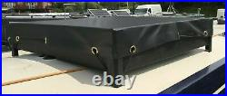 Narrowboat Plastic Roof Storage Boxes Waterproof cover Brand New