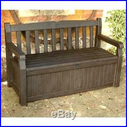 Fantastic Plastic Storage Boxes Blog Archive Outdoor Storage Bench Dailytribune Chair Design For Home Dailytribuneorg