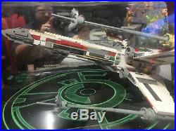 Rare find! Store display model Lego Star Wars Ultimate Collection Series X Wing