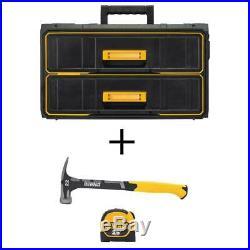 Tool Box Drawer Storage Durable Hammer Heavy Duty Sturdy Light Weight Organizer