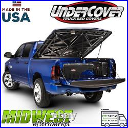 Undercover Driver Side Swing Storage Case Box Fits 2017-2019 Ford F-250 F-350