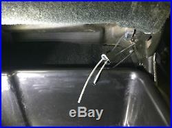 Underseat Storage Box 1999-2006 fits Chevy/GMC Silverado/Sierra Extended Cab