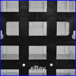 VidaXL 41-Drawer Plastic Storage Cabinet Tool Box Transport Carrier Organiser