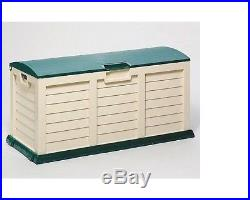 XL Extra Large 440 Ltr Waterproof Garden Storage Shed Cushion Box Store